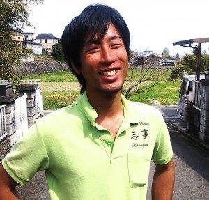 奈良の外構造園業者にしはら造園代表西原武
