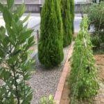 奈良県北葛城郡広陵町|家庭菜園を残しながら雑草対策をする工事