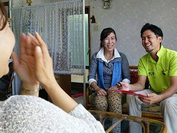 奈良の外構・造園業者 西原造園の無料相談